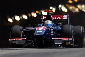 GP2 iSport International Monaco Race 1 Report