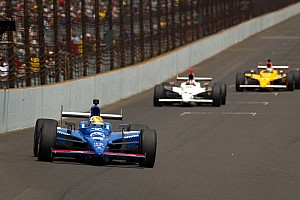 IndyCar Newman/Haas Racing Indy 500 Race Report