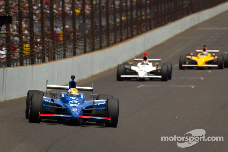 Newman/Haas Racing Indy 500 Race Report