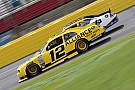 Sam Hornish Jr. Charlotte Race Report