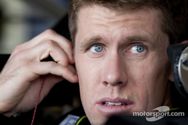 Carl Edwards Looks For Win At Kansas