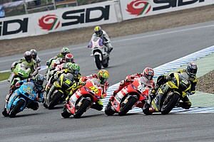 MotoGP Heats Up For Catalunya GP