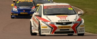 BTCC BTCC Wraps Up Oulton Park Race Action