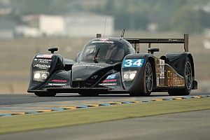 Christophe Bouchut Ready For Le Mans 24 Hours