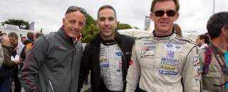 Le Mans Blog: Tucker, Level 5 Ready for Le Mans Debut