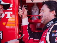 Tony Stewart Heads To Pocono Raceway