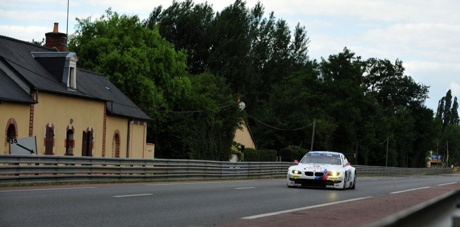 BMW Motorsport Le Mans Wednesday Report