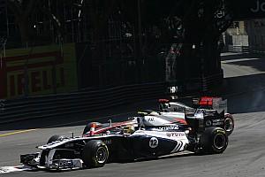 Maldonado, Massa, confirm Hamilton said 'sorry'