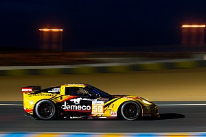 Le Mans Larbre Competition Le Mans Final Qualifying Report
