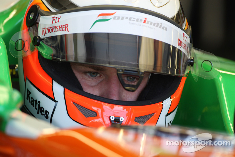 Hulkenberg not considered for Perez seat - Sauber
