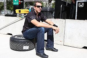 Justin Wilson Texas Qualifying Report