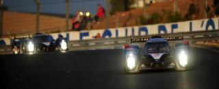Peugeot Le Mans Hour 18 Report