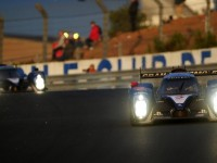 Peugeot Le Mans Hour 18 Report