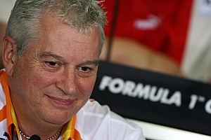 Dutch Website Links Symonds With Ferrari Switch