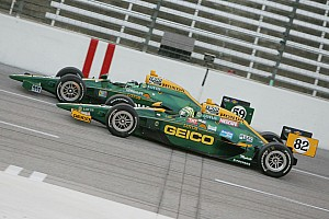 IndyCar KV Racing Milwaukee Mile Qualifying Report