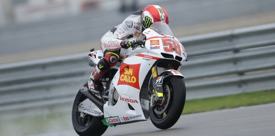 Simoncelli Fastest In MotoGP Thursday Rain Practice At TT Assen