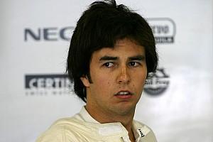 Perez Felt Dizzy In Valencia Practice