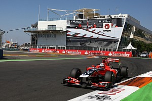 Marussia Virgin European GP - Valencia Race Report