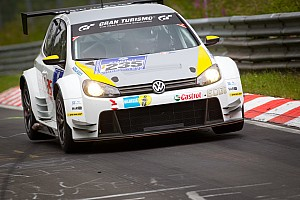 Volkswagen Nurburgring 24H Qualifying Report