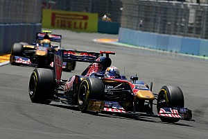 Buemi Moves Under Spotlight At Toro Rosso - Reports