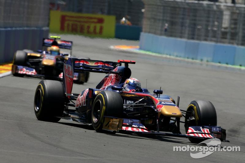 Buemi Moves Under Spotlight At Toro Rosso - Reports