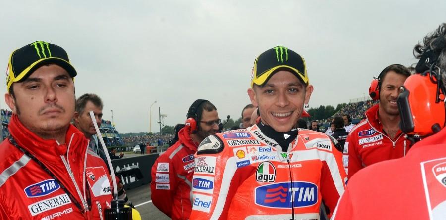 Rossi and Ducati Team Look To Impress At Italian GP