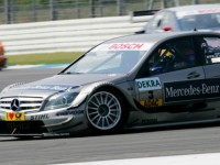 Mercedes DTM Qualifying Report Norisring - Nuremberg