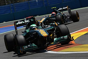 Team Lotus Looking Forward To British GP At Silverstone