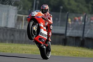 MotoGP Ducati Italian GP Race Report