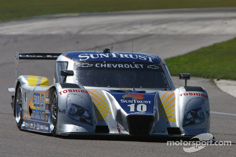 SunTrust Racing Duo Heads To Laguna Seca