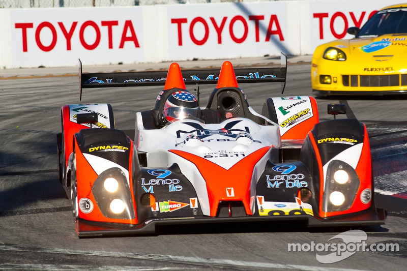 Tomy Drissi Ready For Lime Rock Park Weekend