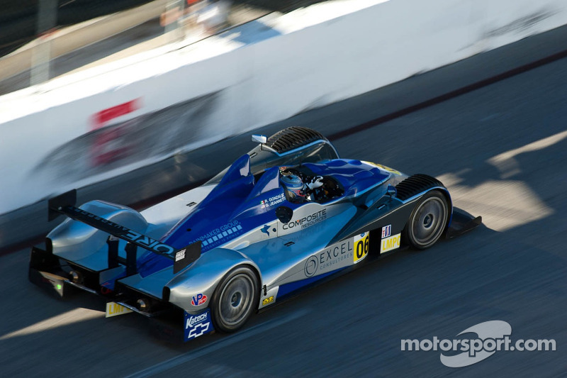 Core Autosport Seeks Lime Rock Park Win