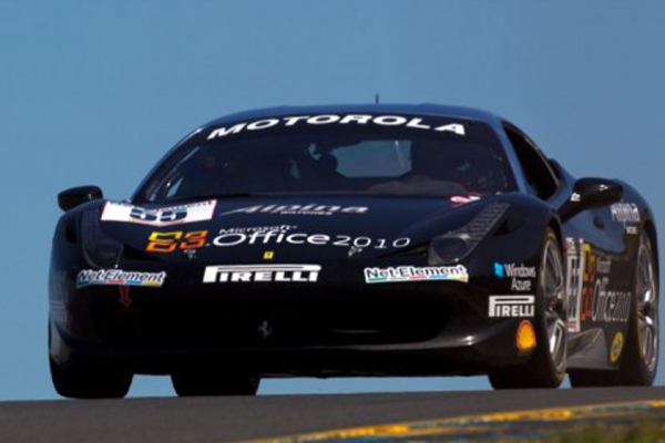 Scott Tucker Ready For Toronto Ferrari Challenge Event