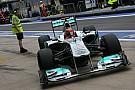 Schumacher Eyes Third Season Of F1 Comeback In 2012