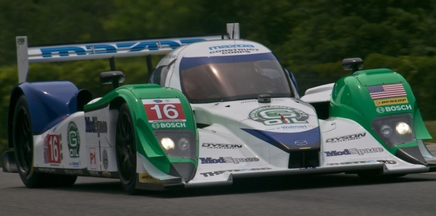 Chris Dyson Takes ALMS Pole At Lime Rock Park