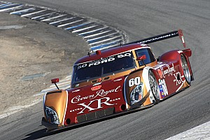 Michael Shank Racing  Laguna Seca Qualifying Report