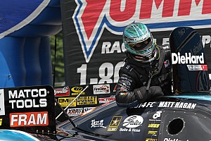 Matt Hagan Joliet Saturday Report