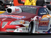 Greg Anderson NHRA Joliet Final Report