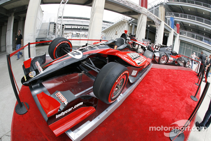 IndyCar Series News And Notes 2011-07-14