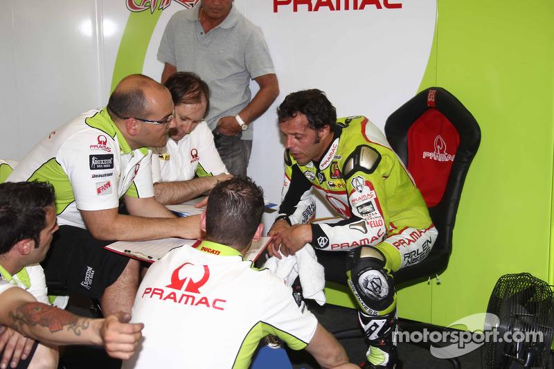 Pramac Racing German GP Friday Report