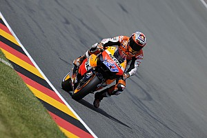 MotoGP Series German GP Qualifying Report