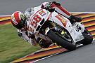Gresini Racing German GP Race Report