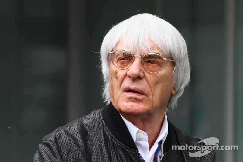 Nurburgring Puts F1 Future In Ecclestone's Hands