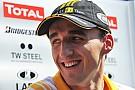 Renault Plans Tests To Precede Kubica Return