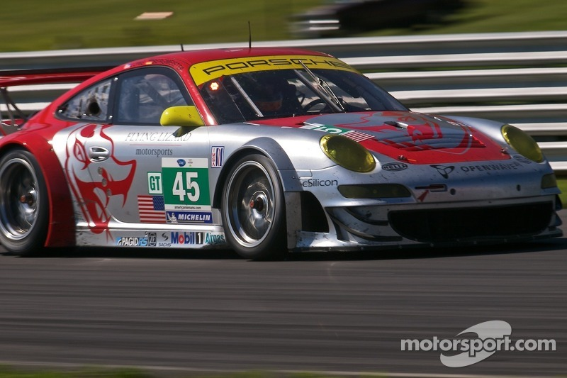 Flying Lizard Motorsport Prepared For Mosport