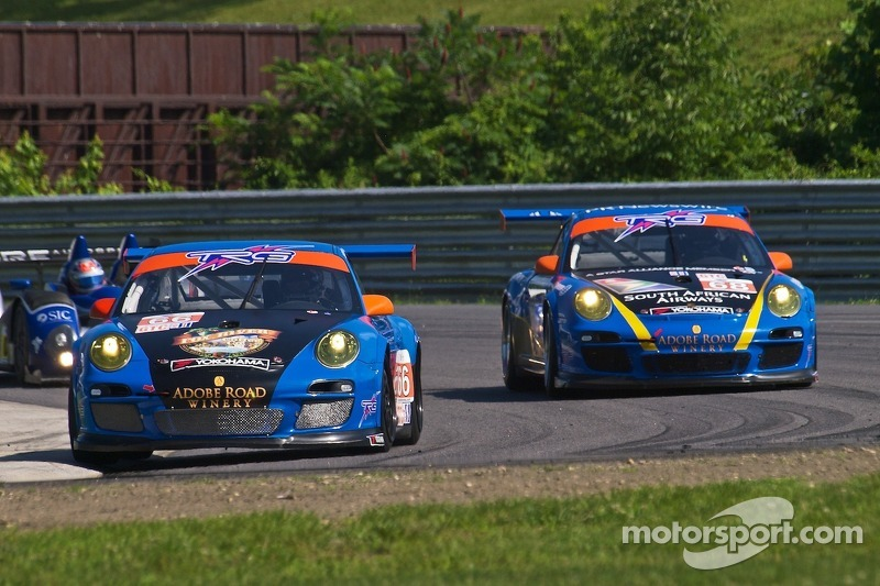TRG Heads To Mosport For ALMS Event
