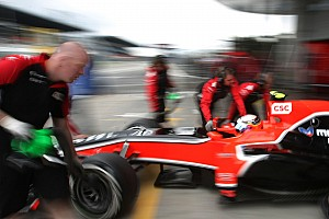 Formula 1 Marussia Virgin German GP - Nurburgring Friday Practice Report