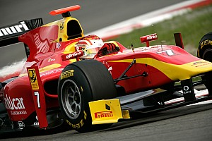 GP2 Racing Engineering Race 1 Report