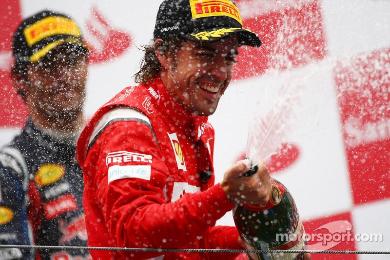 Pirelli German GP - Nurburgring Race Report