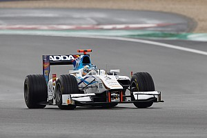 GP2 Addax Team Nurburgring Race 2 Report